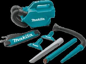 11- Makita LC09Z 12V max CXT Lithium-Ion Cordless Vacuum Review