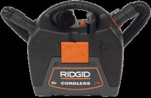 13- RIDGID 3 Gal. 18V Cordless Handheld Wet Dry Vac Review