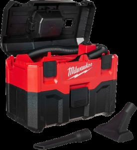 4- Milwaukee 0880-20 18-Volt Cordless WetDry Vacuum Review