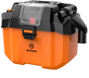 6- MOOSOO 4 in 1 Portable Cordless Wet Dry Shop Vacuum Review