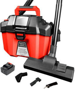 9- Evereze Cordless Wet Dry 3 in 1 Shop Vacuum Blower Review