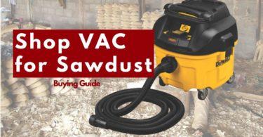 Best Shop VAC for Sawdust - DEWALT DWV010 8-Gallon - Dust Extractor Review